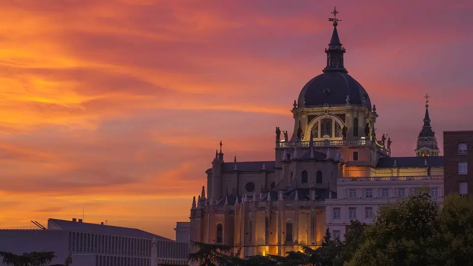 Madrid, Spain - photo by Stan89 under CC0 1.0