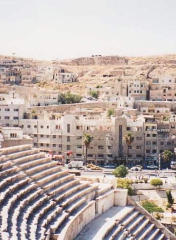 Amman, Jordan - photo by neiljs under CC BY 2.0