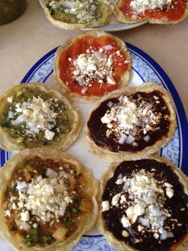 Veracruz Delicious Destinations: Picaditas