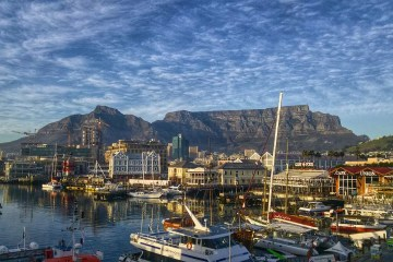 Cape Town, South Africa - photo by HPBotha under CC0