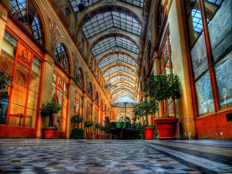 best shopping in paris - Galerie Vivienne - photo by alainlm under CC BY 2.0