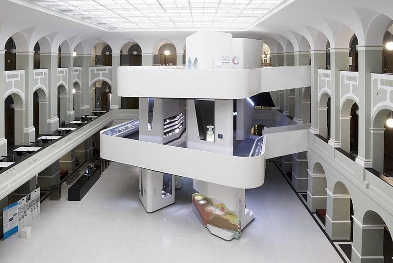 Inside FocusTerra - photo by ETH-Bibliothek under CC-BY-SA-4.0
