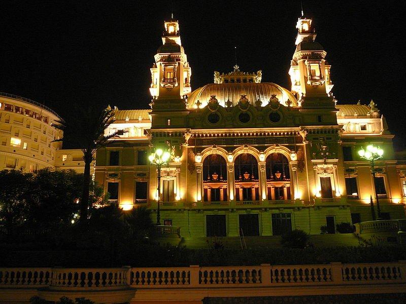 Opéra de Monte-Carlo - photo by Santiago Puig Vilado… under CC-BY-SA-3.0