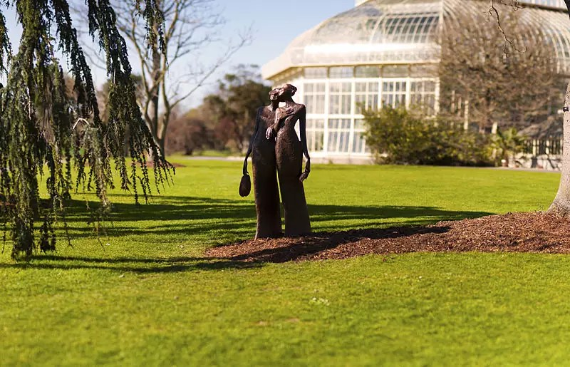 National Botanic Gardens, Dublin - photo by Miguel Mendez from Malahide, Ireland under CC-BY-2.0