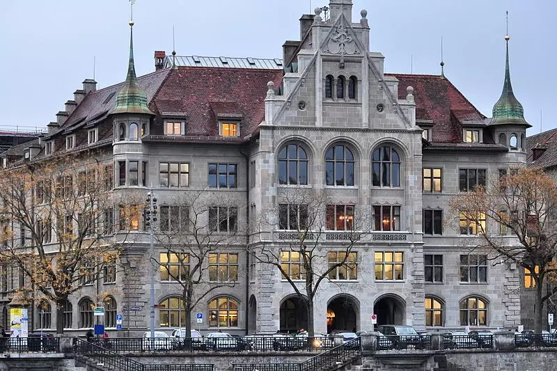 Zürich Stadthaus - photo by Roland zh under CC-BY-SA-3.0