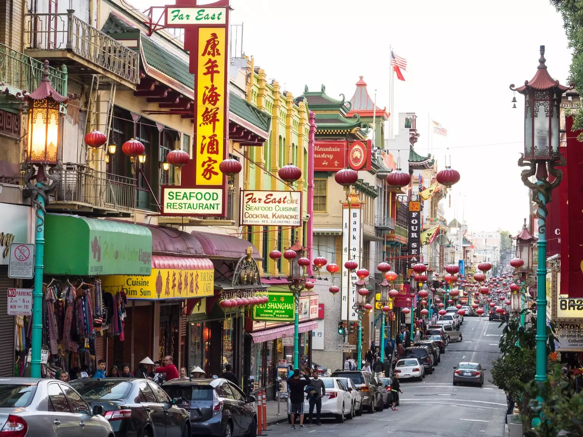 best shopping in San Francisco - Chinatown in San Francisco - photo by Andreas Wulff under CC BY 2.0