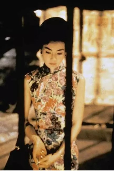 """Bourdain's favourite movies - Maggie Cheung in """"In the Mood for Love"""" - photo by Maia Valenzuela under CC BY 2.0"""