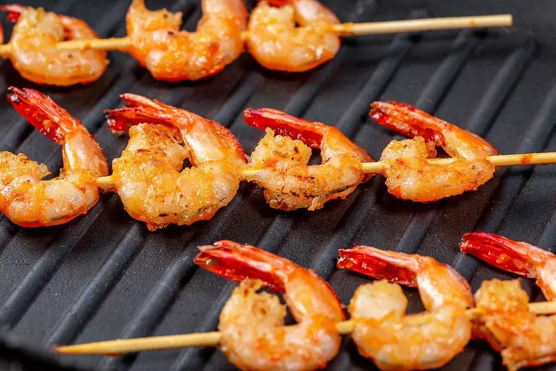 The Layover Miami - Grilled Shrimp - photo by Marco Verch Professional Photographer and Speaker under CC BY 2.0