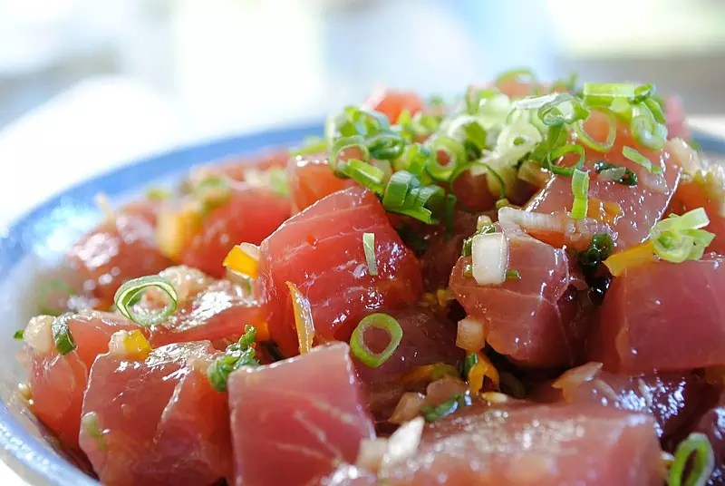 The Layover Singapore - Tuna Poke - photo by Openmalware.exe under CC BY-SA 4.0