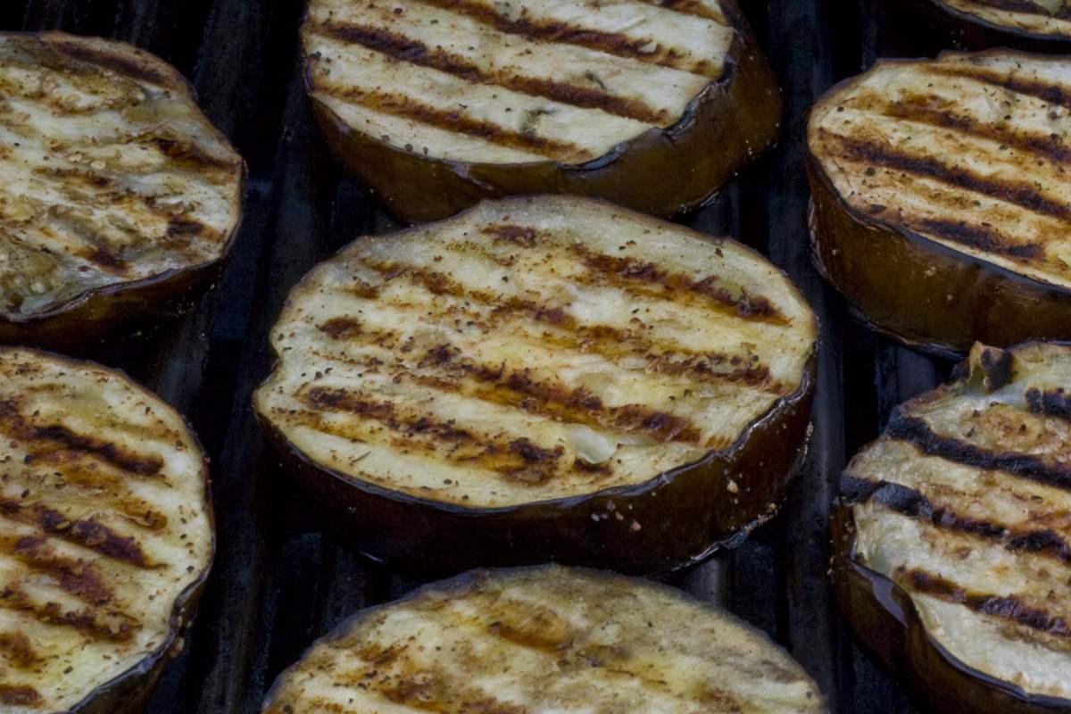 Grilled Eggplant - photo by woodleywonderworks under CC BY 2.0