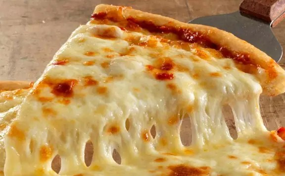Delicious hot cheese pizza - photo by cookingfm under CC BY 2.0