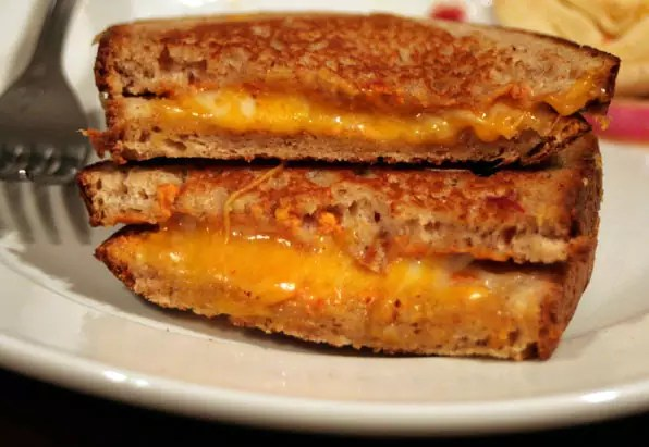 Grilled Cheese Sandwich - photo by Maggie Hoffman under CC-BY-2.0
