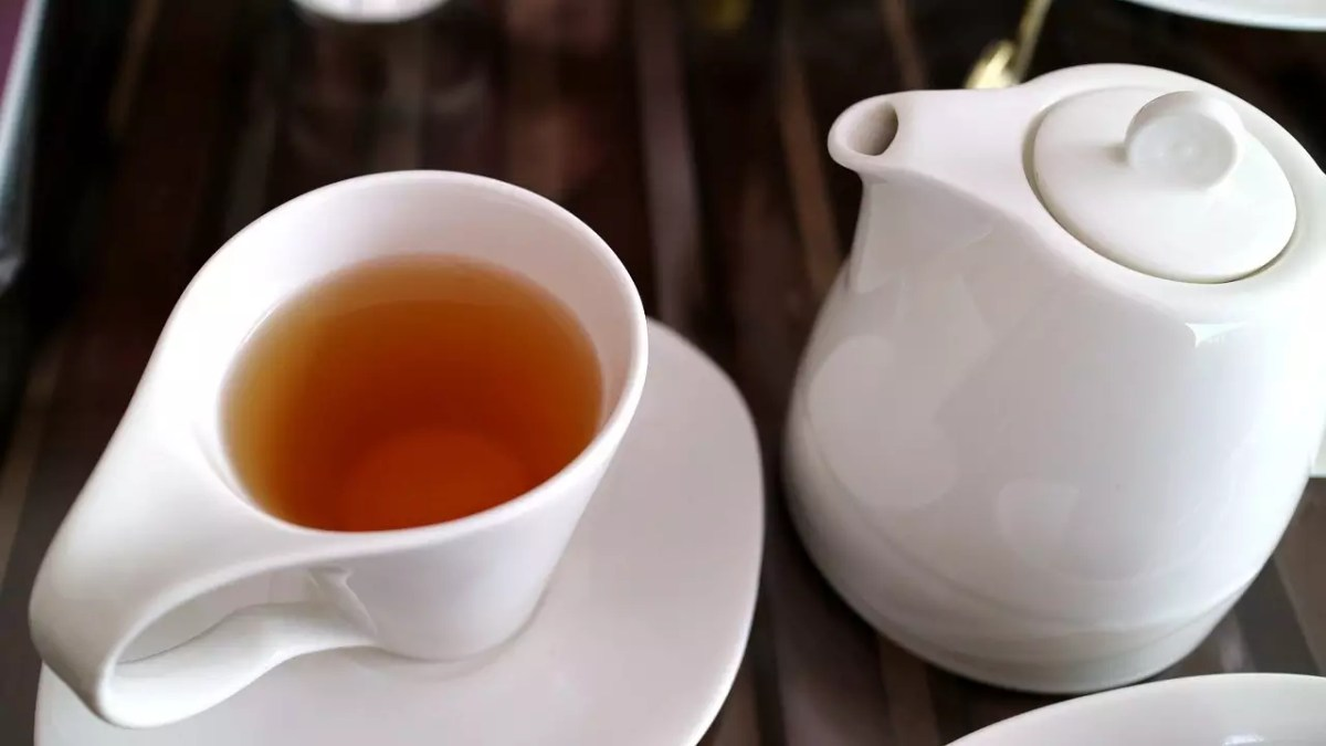 Oolong Tea - photo by Yung-pin Pao under Pixabay License