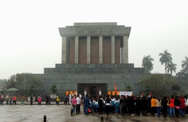 Mausoléu Ho Chi Minh