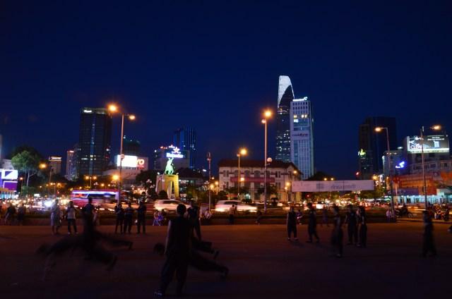 Área do mercado central