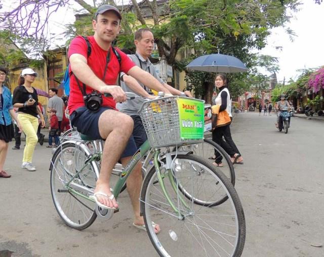 Bicicleta para se locomover na cidade
