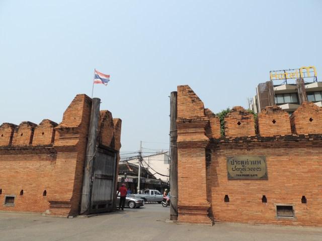 South Gate - Cidade velha