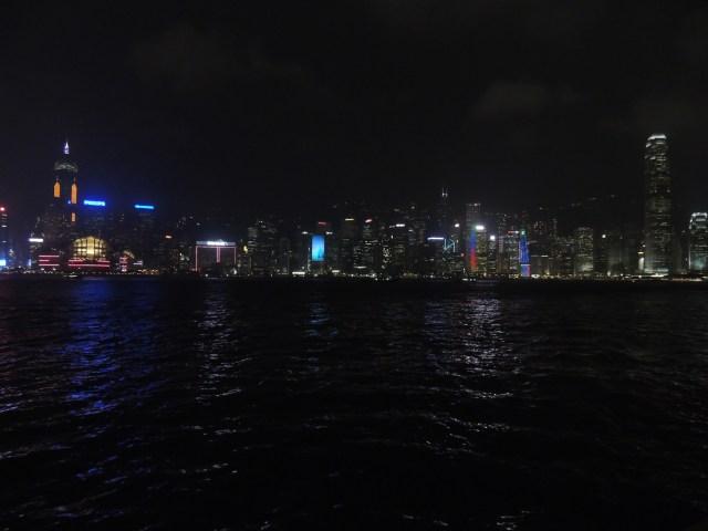 Charme especial à noite e uma trégua da poluição
