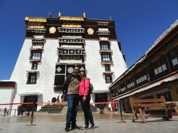Capital do Tibet, Lhasa