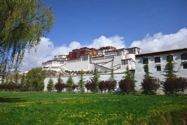 Palácio Potala Lhasa