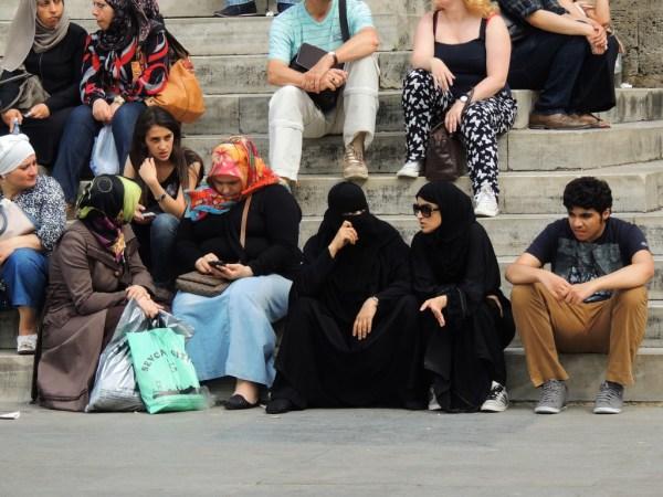 Mulheres muçulmanas