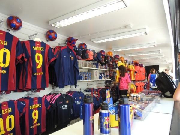 Loja do Camp Nou