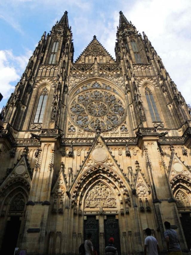 Catedral São Vito - Praga