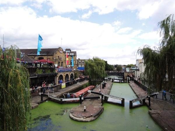 Camden Town e Camden Lock