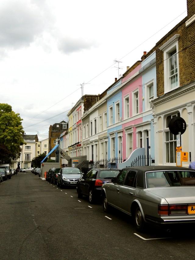 Notting Hill e Portobello Road