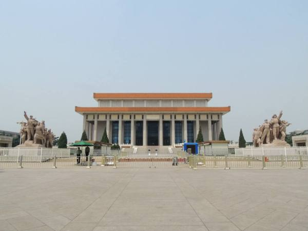 Mausoléu Mao Tsé Tung