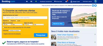 Home Booking.com