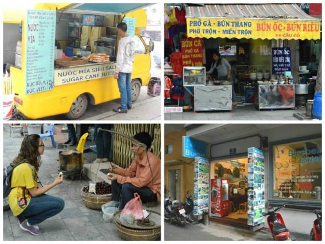 Opções baratas não faltam em Hanói