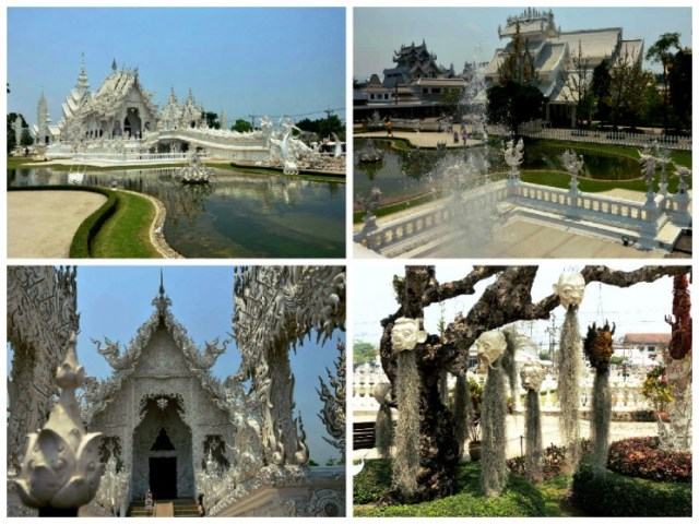 Templo Branco, Chiang Rai