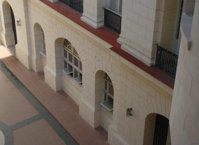 Interior do museu da revolução havana