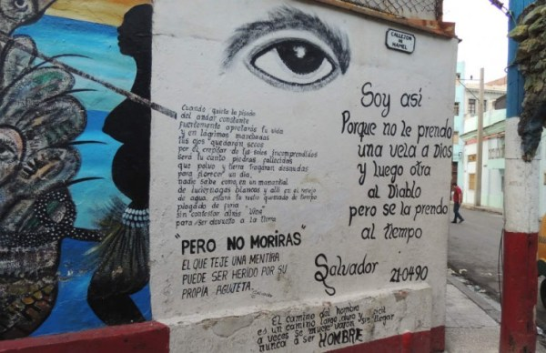 callejon de hammel cultura afro-cubana