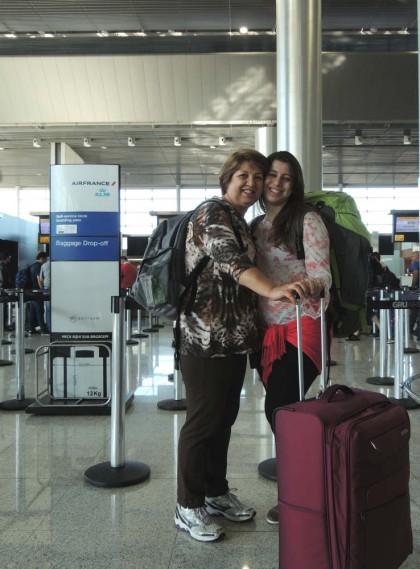Embarque Aeroporto Guarulhos