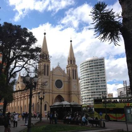 Catedral Basílica Curitiba