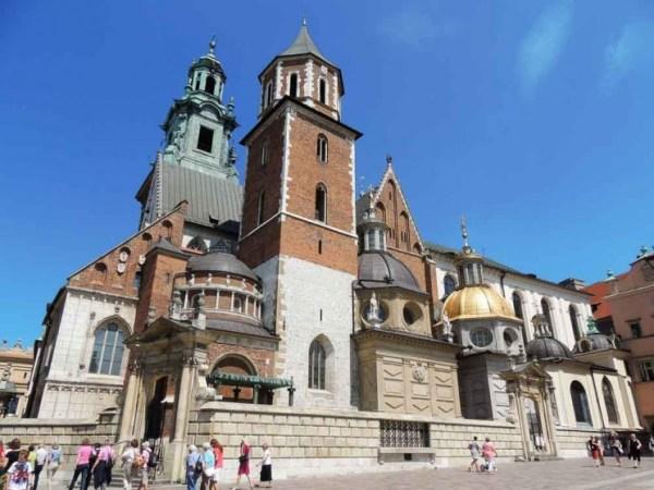 Catedral de São Venceslau, Cracóvia