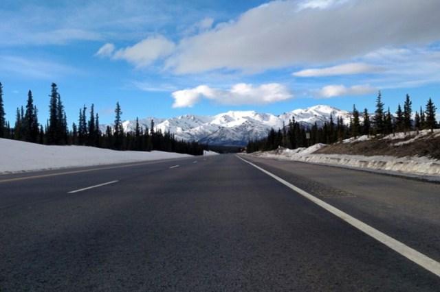 Roadtrip no Alaska