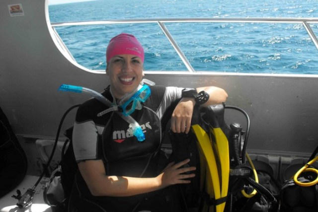 Mergulho em Cuba