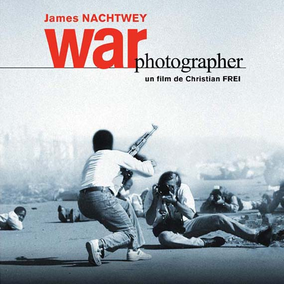 James Nachtwey, photographe de guerre