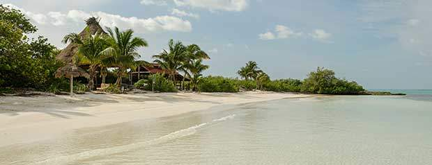 Ideal Mexican destination to start a spectacular Yucatan trip Contoy Island Boat Trip