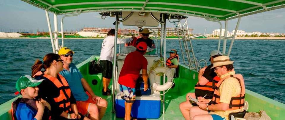 Contoy Island Adventure Tour