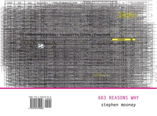 Stephen Mooney - 663 Reasons Why