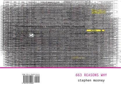 Stephen Mooney - 663 Reasons Why