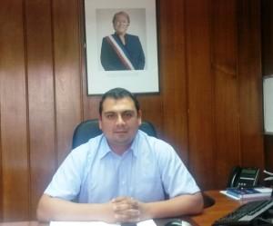 Ervinzon Gallardo P. coordinador regional Senda
