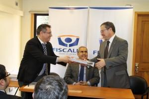 Asume nuevo Fiscal Regional de Los Rios