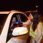 Gobernadora valora puesta en marcha de narcotest a conductores durante este fin de Semana Santa