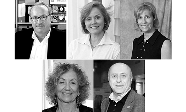 ASID Selects Five Fellows For 2015 Contract Design