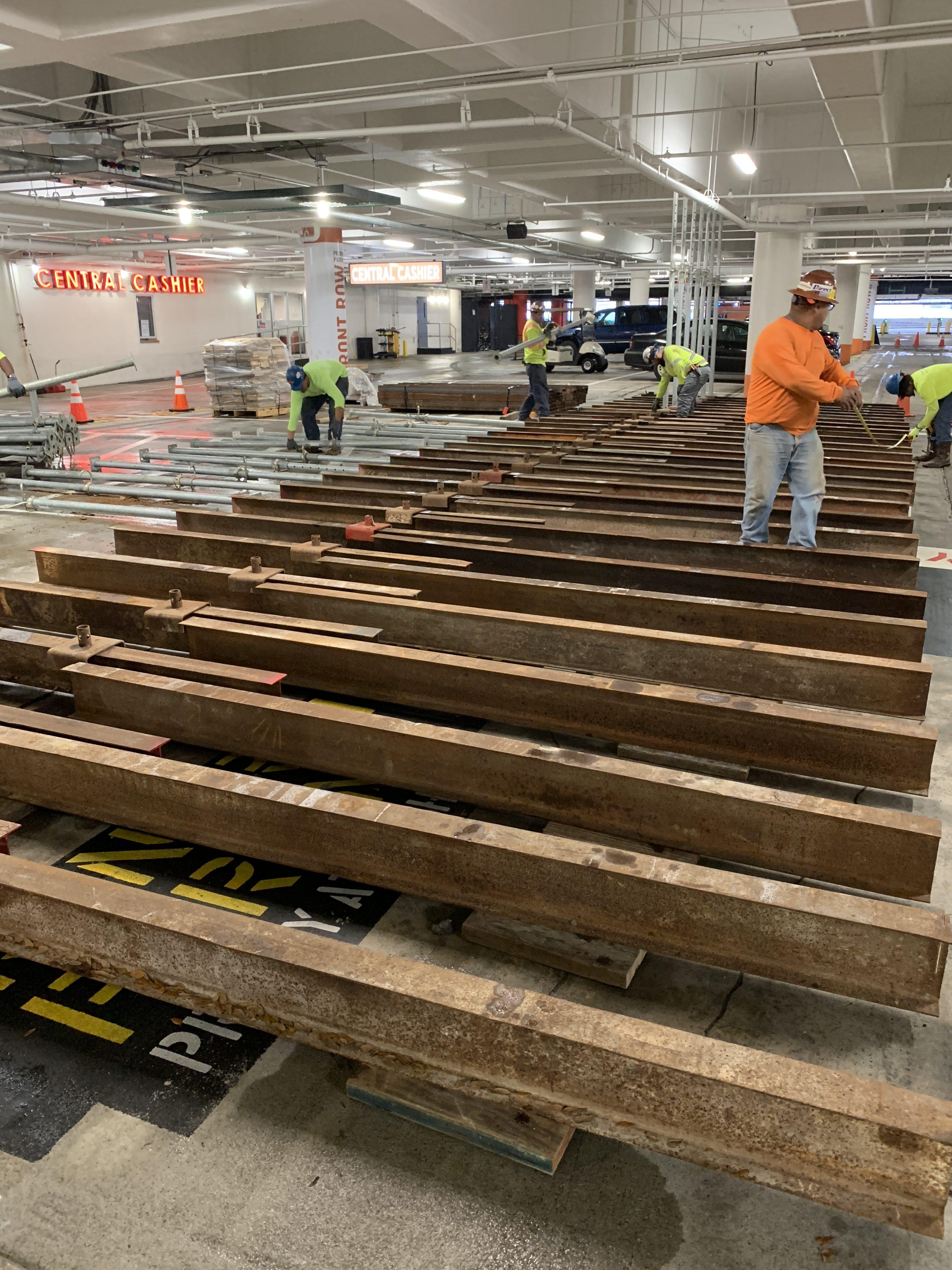 Atlantic Shoring Station shoring scaffold 17